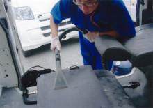 車内清掃-2