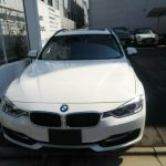 BMW 320it タバコ臭い取り車内清掃